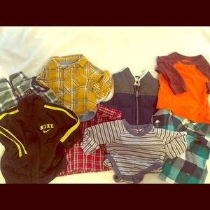 EUC Baby fall/ winter bundle
